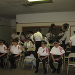 WesterlyPawcatuck Memorial Day Ceremony VFW waiting to begin