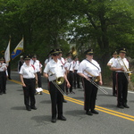 charlestown Parade on the street