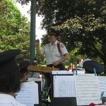 Alison conducting