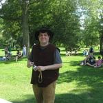 Mike Freitas, our hunter for