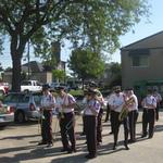 Fireman's Parade lining up 2017