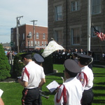 Fireman's Memorial ceremony