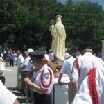 Ceremony at circle