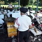 BAnd Concert Sept 16, 2017 to celebrate the Bricks and Murals