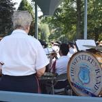 Westerly Band in Gazebo in Wilcox Park