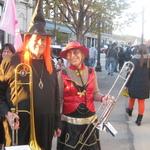 Pete and Wanda ~trombones