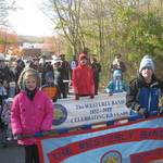 Westerly Band banners
