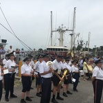 Blessing of the Fleet Ceremony ready to play hymn