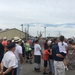 Blessing of the Fleet Ceremony Stonington Harbor