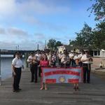 Mystic River Park Concert On boardwalk