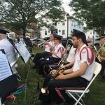 Mystic River Park concert Trumpets