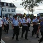 Canon Square Saturday night procession