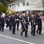 D. Hightower Photo of Westerly Band marching down Broad St.