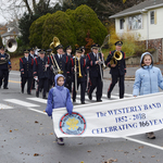 D. Highhtower Photo of Veteran's Day Parade Pawcatuck, CT