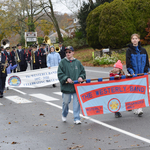 D. Hightower Photo of Veteran's Day Route1 Pawcatuck, CT