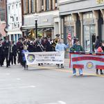 Daniel Hightower Photo Downtown Westerly Veteran's Day