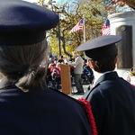 Veteran's Day Ceremony Wilcox Park 11-11@11:11am