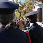 Veteran's Day Ceremony Wilcox Park 11-11@11:11am