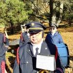Wilcox Park ceremony 11-11-2018