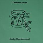 Christmas concert program 2018