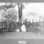 Westerly Band, 1908