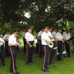 Wilcox Park Memorial Service