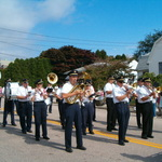 Westerly Band in Parade 2007