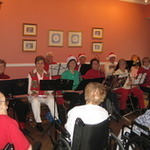 2012 Carolling Group at Nursing Homes