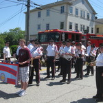 Mystic Memorial Day Parade