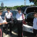 Fireman's Parade June 8, 2014
