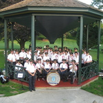 Westerly  Wilcox Park concert July 23, 2014