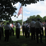 Battle of Stonington Parade