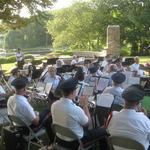 Shelter Harbor Concert--tuning