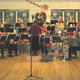 Allison conducts Band