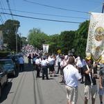 long procession