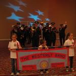 Preparing for Foxwoods Veteran's Day Parade
