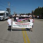 Westerly Band--Grand Marshall 2011