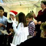 Kids Lead a Sing-a-Long