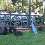 Wilcox Park Concert Band Gazebo