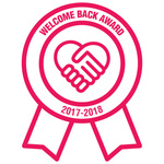 Cobb MS PTA Receives Welcome Back Award