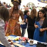 Cobb Traveled The World At Multicultural Night