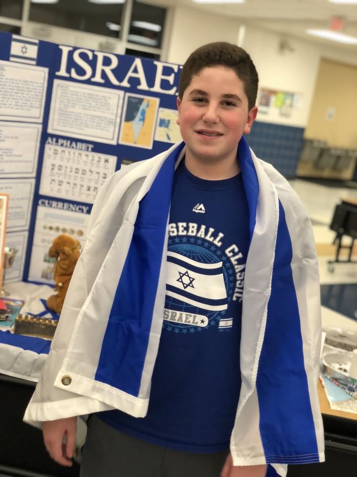 Josh Rajunov Showcases Israel
