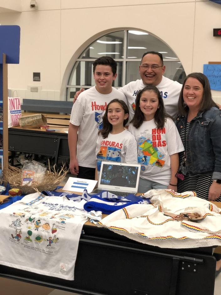 Oliva Family & Honduras