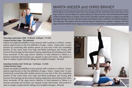 Yoga Conference program