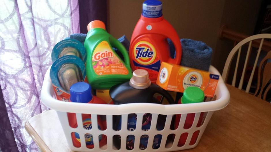 Laundry Auction Items 2014