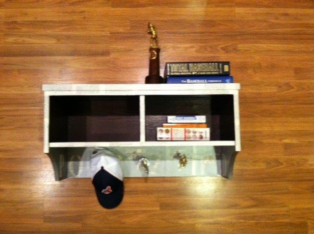Shelf for 2014 Auction