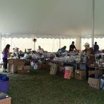 Another Tent Sale in the Books