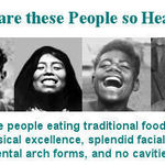 Four Healthy People