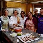 Liver Cooking Class with Monica Corrado