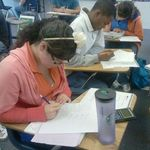Group work in 4th period